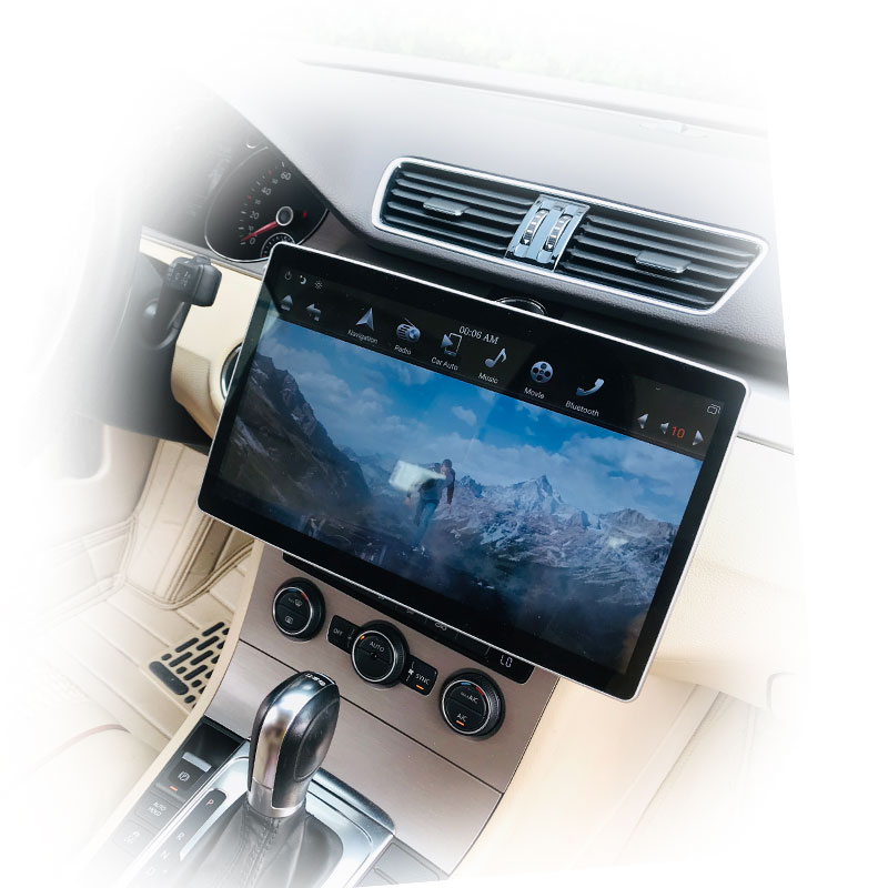 Fabrik liefern Android 8.1 8 core 4 + 32/4 + 64G hohe qualität AHD DSP android auto audio gps navigation für vertikale universal