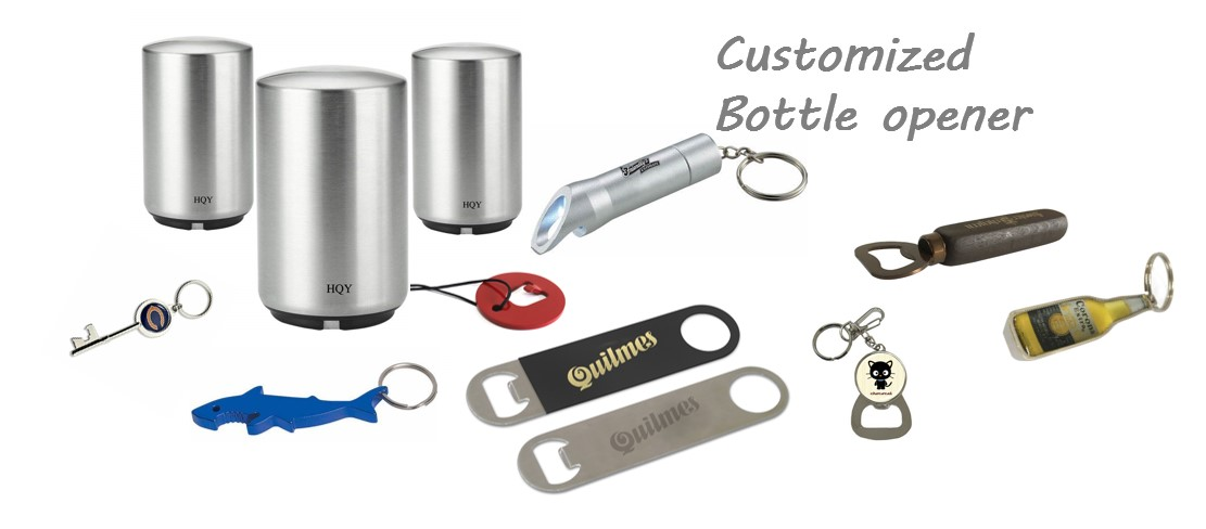 Customized Design  Parts Can Wine Wooden Bottle Opener