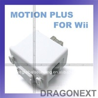 WiiMotion Plus Motion Plus Adapter Connector For Wii Wireless Remote Controller