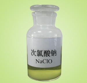 NaCIO sodium hypochlorite solution 10%-13%