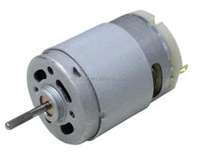 high torque low disspation micro motor for windshield washer pump, 24v dc motor 10 watts