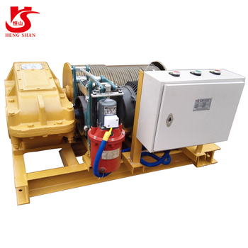 Electrical Heavy Duty Winch Manufacturer