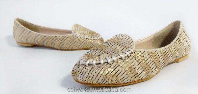 Catwalk-jm01056 Shoes Women 2015 New Design Fashion Lady Flat ...