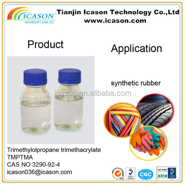TRIMETHYLOLPROPANE TRIMETHACRYLATE REACTIVE ESTERS cas 3290 92 4 with fast delivery