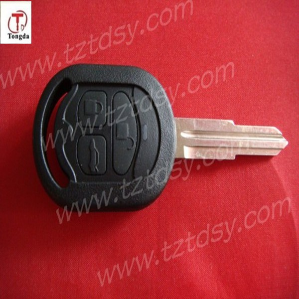 TD Excelle 3 button remote key for Buick