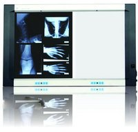 Medical LED x ray film cassettes (two banks)
