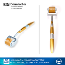 2018 seaheart factory price micro needle fda derma roller for sale