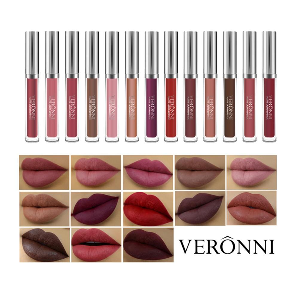 Matte Velvet Lips   Matte lip gloss, Lip colors, Long