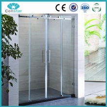 ISO9001 Frameless shower enclosures turkey shower enclosures turkey custom made shower enclosure