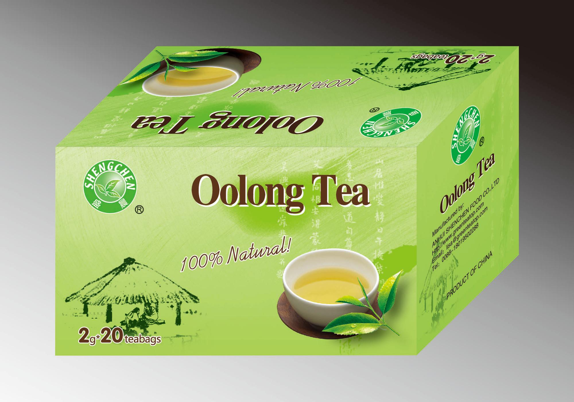 Oolong tea baghealthy Chinese semi fermented tea / made in China 2g*20bags/box oolong tea - 4uTea | 4uTea.com