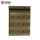 Wholesale blackout double layer window window roller blinds fabric