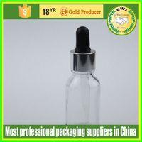 e liquid labels clear amber blue colorful glass bottle food grade