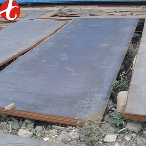 S235 ST37 Best ASTM A36 hot rolled plate steel prices