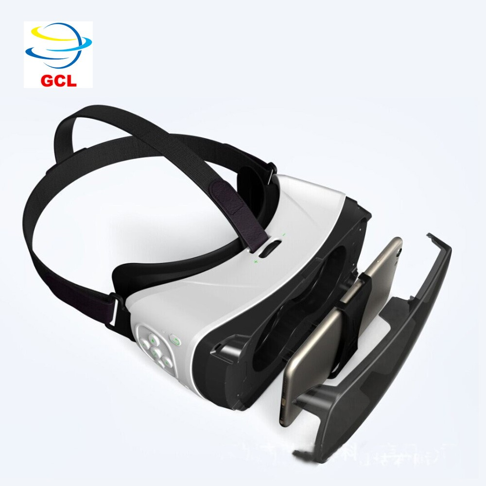 factory patent new arrival bluetooth VR Space, virtual reality games, good price 3d glasses vr for movie