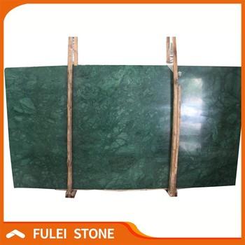 Low Price Guatemala India Green Marble Price Per Square Foot