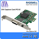 Full DVI 1channel 1080p 60fps Capture Card Hd/3g To Pcie Video Audio Capture Card Pro For Video Server