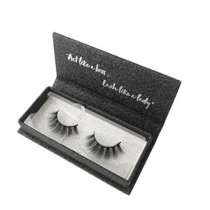 2019 wholesale premium mink eyelashes 3d, wholesale mink fur lashes private label 3D mink eyelashes