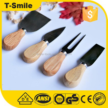 4pcs Non-Stick hot sale cheese cutter knife kit and slicer