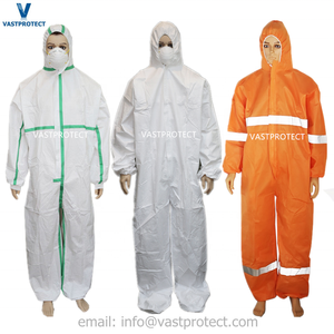 Free Samples Good Quality Cheap Disposable Coveralls