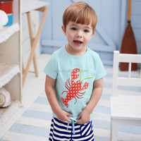 t-shirt for child cheap wholesale t-shirt Embroidery HSF t shirt