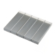 Customized High Quality Cold Forging Extruded Solid State Relay Single-Phase Heat Sink Aluminum