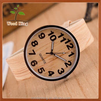 Chinese Guitar Wholesale Custom Logo Simple And Easy Classic Wrist Azan Watch