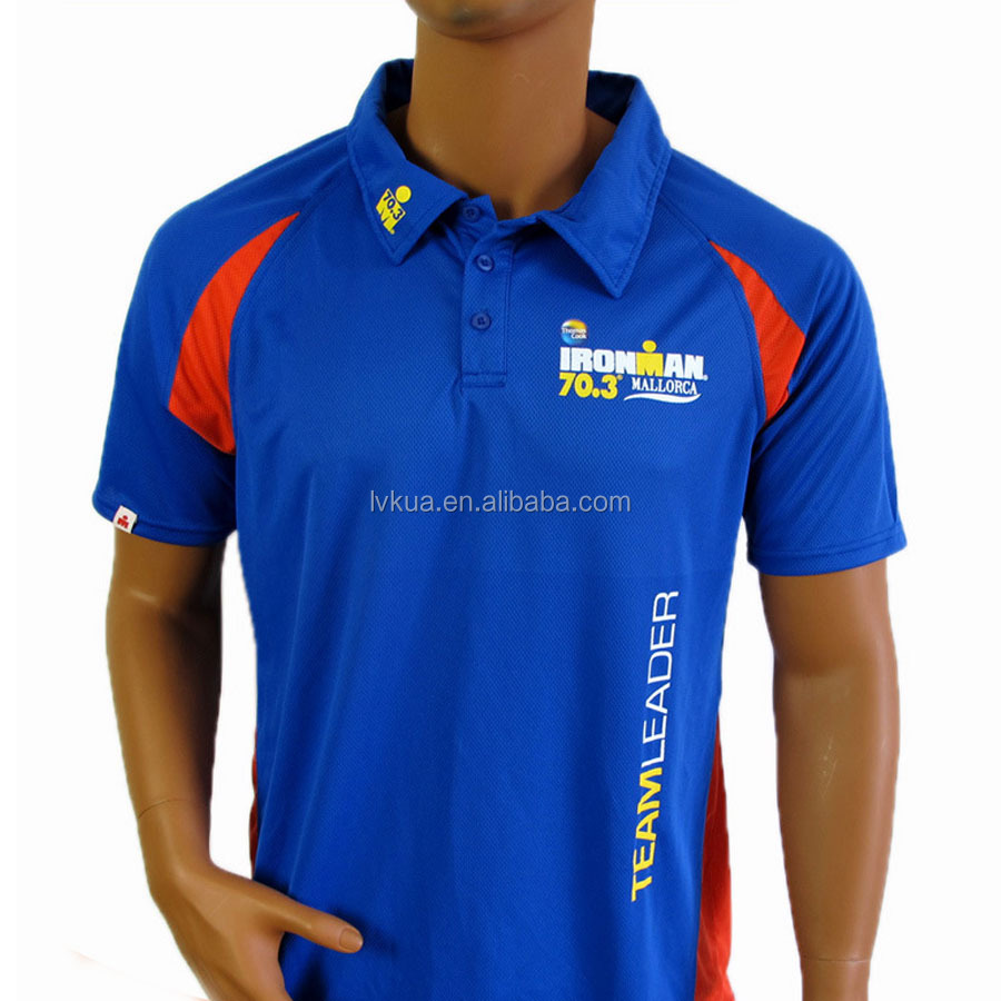 Custom Quick Dry Mesh Sport Mens Polo Shirt Buy Custom