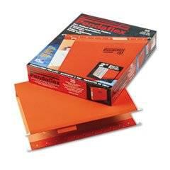 PFX4152X2ORA - Pendaflex Colored Box Bottom Hanging Folder