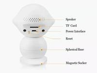 Digital voice recorder camera watch HD 720P IR night vision waterproof 8GB wrist watch camera