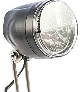 Sport DirectTM Bicycle Bike Sport LED Sensor Front Dynamo Reflector Light