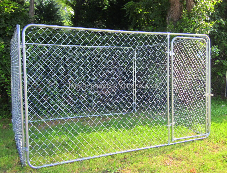 High quality iron outdoor dog fence kennel sale buy iron for Dog fence for sale cheap