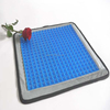 Factory price adult outdoor massaging gel wheelchair cushion