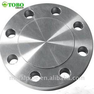 "Monel 30C 3"" class 150 blind flange pipe floor flange in stock CUNI 90/10 C70600"