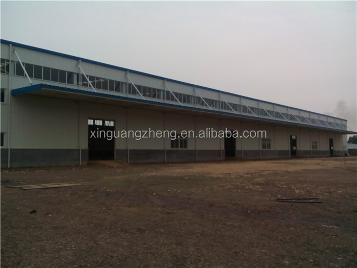 prefab steel structure storage warehouse