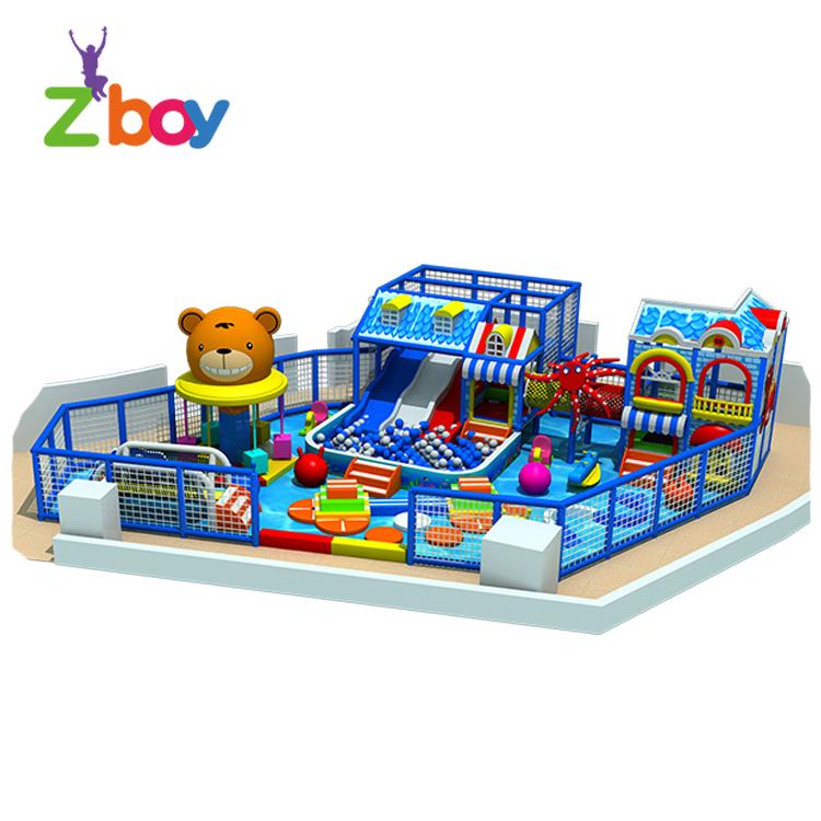 מותאם אישית עיצוב מיני טרמפולינה ומסחרי מגרש משחקים מקורה לילדים למכירה