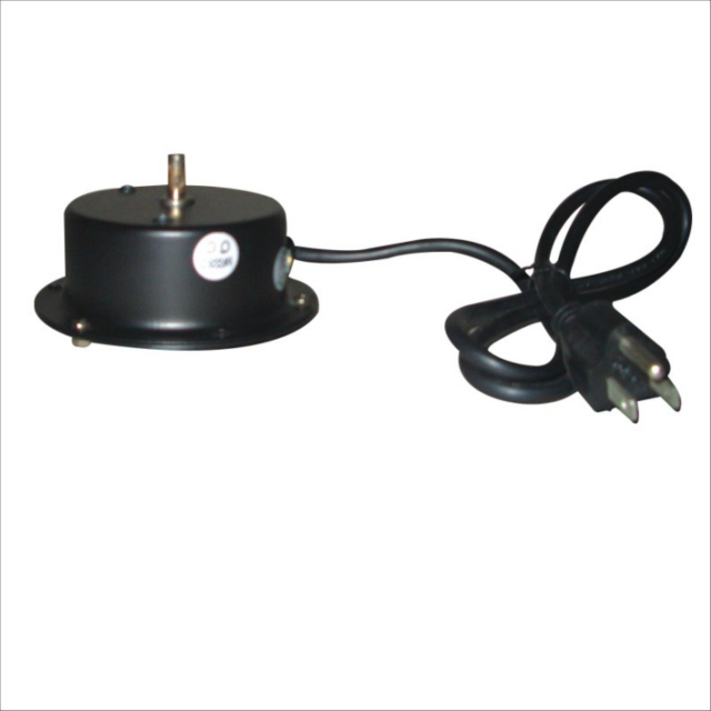 1 OR 3 RPM polygon mirror ball motor small rotating motor