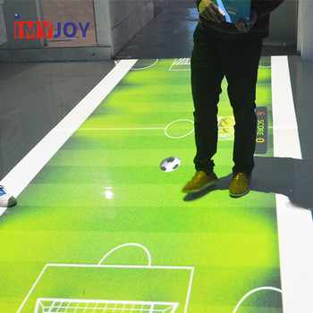 Rich games adults children AR advertising interactive floor projection system+interactive floor projection