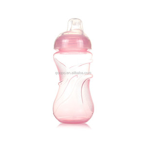 Jinhua Baby products non spill baby cup 2015 baby sport bottle in hot selling