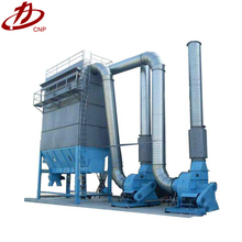 Industrial Air Filter Detergent Pulse Jet Dust Collector