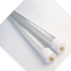 8ft Fa8 Single Pin Led Tube Light Replace T12 Led Fluorescent Tube 60w 85-265V