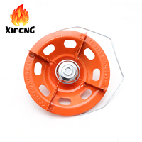 Factory direct provide outdoor wood propan butane single burner camping stove