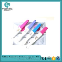 One Step pregnancy ivd hcg blood test kit FDA cleared CE mark