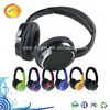 Version4.0 stereo 3.5mm audio jack cable wired bluetooth headset with microphone