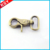 Latest New Design Factory Directly Selling High Quality Small And Pretty Metal Snap Hook For Luggage/Handbags
