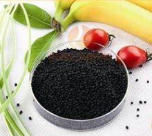 Hot Sale ! Black urea high nitrogen granules, humic acid humate coated urea with amino acid with best price