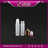 SRS free sample empty 5ml plastic perfume bottles manufacturing