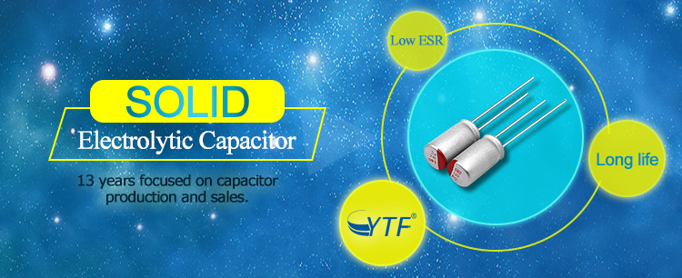 E-cap 6.3V 330UF Variable Sale Dip Size Radial Aluminum Solid Electrolytic Capacitor