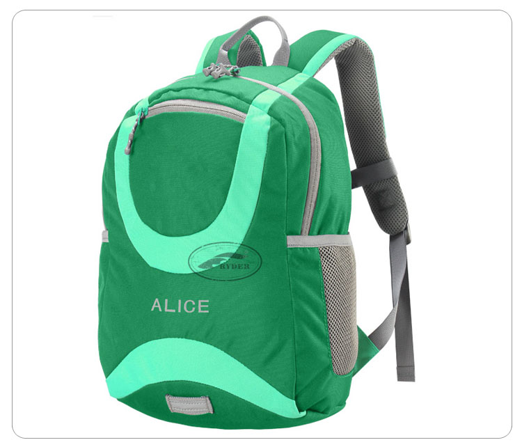 China Factory Multifunction 600d Polyester Soft Kids Backpack School ... ddde7e7e6e76b