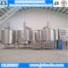 turnkey project beer brewing equipment,SUS304 beer brewery equipment