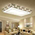 big circle 100w SMD lamp 930mm dimmable LED ceiling Light for Modern Living room